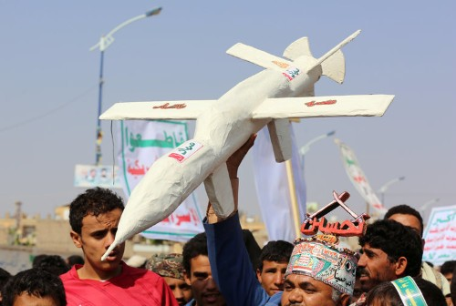 'Kamikaze' drones believed to be used in Saudi oil field strike