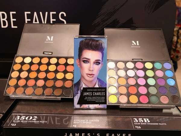 Morphe is having a major sale on influencer eye-shadow palettes and brushes - Business Insider