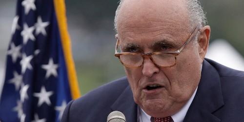 Rudy Giuliani pushed Trump to hand Fethullah Gulen to Turkey - Business Insider