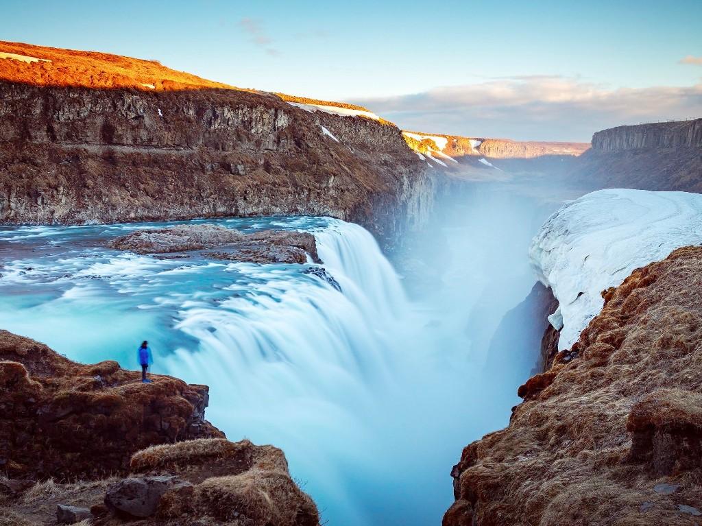 Iceland  - Magazine cover