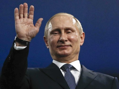Putin To Obama: Kiev Can't Protect Russian Speakers In Ukraine From 'Radicals'
