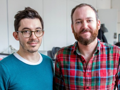 Why two Googlers left the company's top-secret lab to create an app that aims to change how people talk to each other