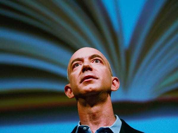 Read Amazon CEO Jeff Bezos 2016 letter to shareholders - Business Insider