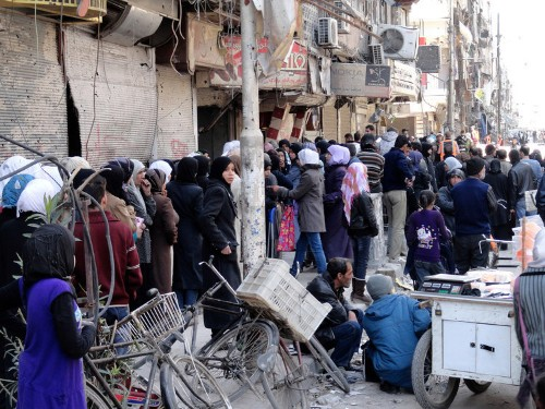 ISIS has turned a Palestinian refugee camp in Syria into 'hell on earth'