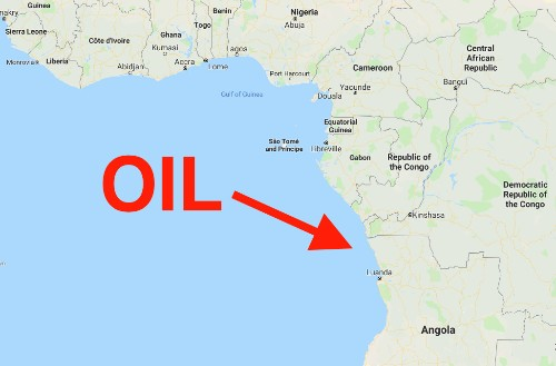 Italy's state-backed oil giant makes a major discovery off the shores of Angola