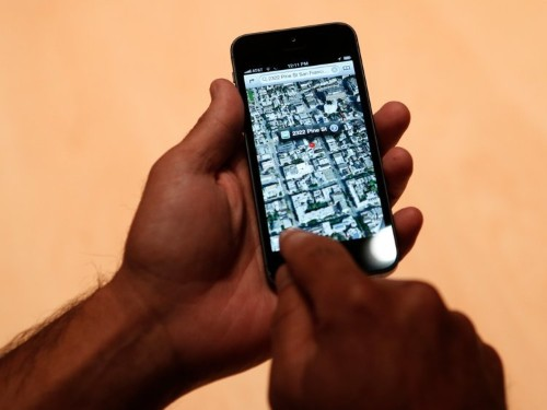 The Find My iPhone app sent users to the wrong house for more than a year