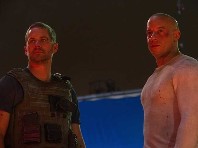 'Fast & Furious 7' To Film In Abu Dhabi In April