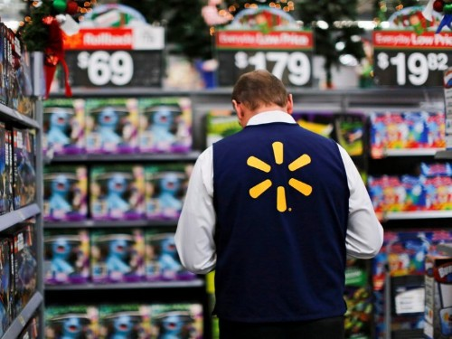 'I just don't call out sick anymore at all': New report says Walmart punishes employees for taking sick days
