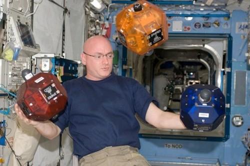 NASA will soon launch Roomba-like robots to stalk and spy on astronauts
