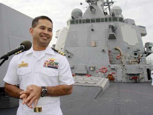 FEDS: Navy Commander Sold Secrets To Malaysian Businessman For Hookers, Gaga Tickets