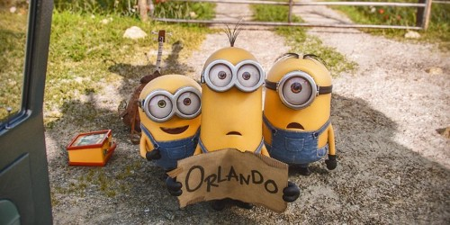'Minions' is the second-biggest opening in history for an animated film