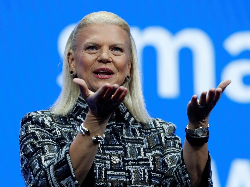 IBM says buying Red Hat is paying off, but its revenue falls again - Business Insider
