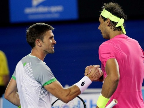 Rafael Nadal Survives Marathon Match At Aussie Open Thanks To A Great Moment Of Sportsmanship From Unknown American