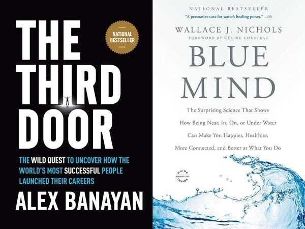 A productivity expert shares 5 must-read books for anyone who wants to get ahead at work - Business Insider