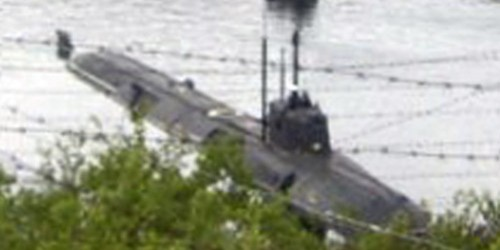 Russia submarine that caught fire may have been to cut internet cables
