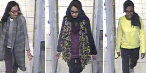 A British teen who fled with friends to join ISIS four years ago is now pregnant and living in a Syrian refugee camp. Here's how her journey unfolded.