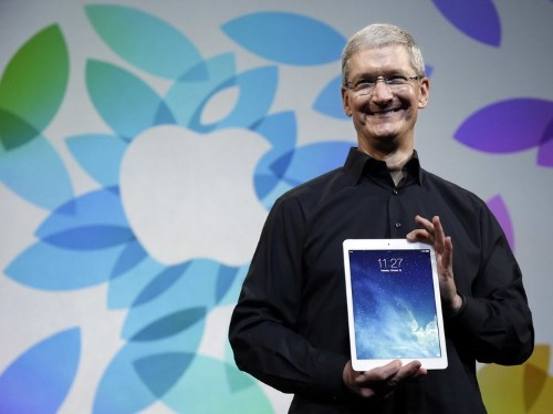 Tim Cook Could Have Another Trick Up His Sleeve To Sell More iPads To Businesses