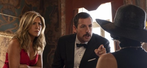 Adam Sandler's Netflix movies have been trashed by critics, but 'Murder Mystery' shows his value