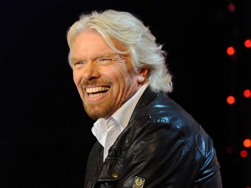 Sir Richard Branson is using his billions to back all of these tech startups