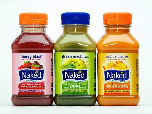 Pepsi's Naked Juice Agrees To Pay In Lawsuit Over 'All Natural' Labels - Business Insider