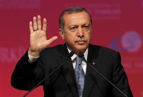 Turkey 'decided to light a match' and 'won't be able to control the intensity' of what happens next