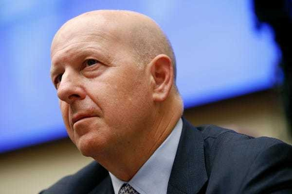 Goldman Sachs shakeup news under CEO David Solomon - Business Insider