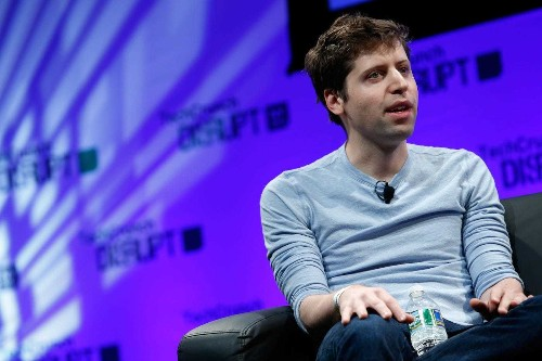 Sam Altman: Tech should fear risk bubble