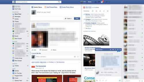 Facebook's best-kept secret is a second website that's amazing for talking to your friends