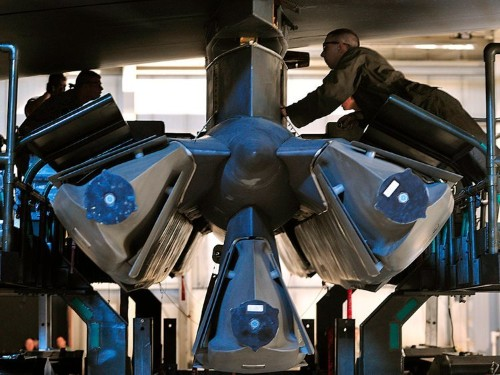 US extends $10 million contract for a missile that disables electronics