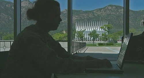 Why The Air Force Academy Uses Cadets To Spy On Each Other