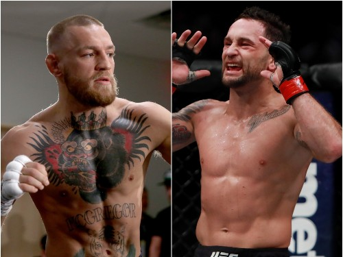 Conor McGregor and Frankie Edgar agree to December fight on Twitter - Business Insider