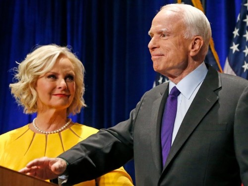 How John McCain and his wife Cindy spent their $200 million fortune