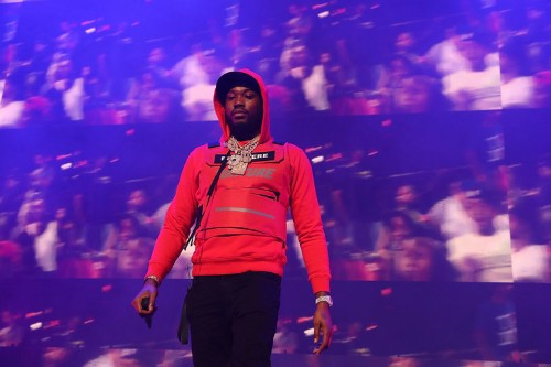 Meek Mill interview on becoming co-owner of Lids, lessons from Jay-Z