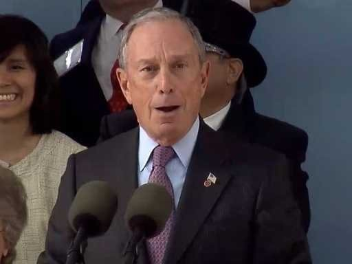 Michael Bloomberg Blasts Ivy League For Liberal 'Censorship'