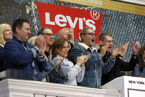 Levi Strauss falls to a record low as Goldman Sachs sounds the alarm on US apparel makers (LEVI, PVH, RL)