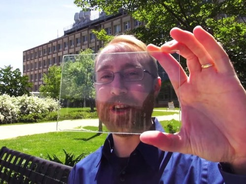 Transparent solar cells could turn your windows into power sources
