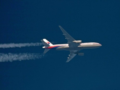 Malaysia Airlines Admits The Plane Was Carrying Flammable Lithium-Ion Batteries As Cargo