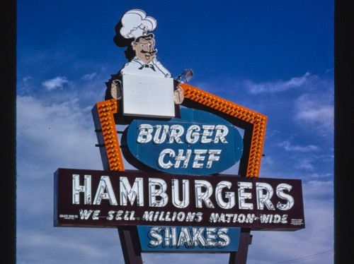 This defunct burger chain invented much of what you love about fast food