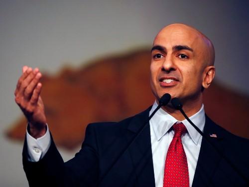 Neel Kashkari of Minneapolis Fed fires back at banker critiques, Trump - Business Insider