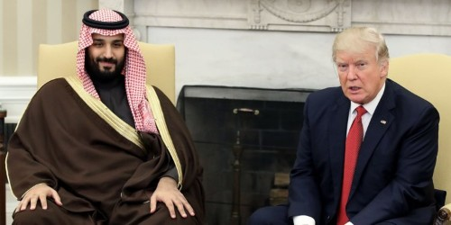 Barely 1 in 5 Americans view Saudi Arabia as a US ally