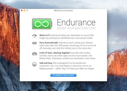 This little app promises to extend your Mac's battery life by 20%