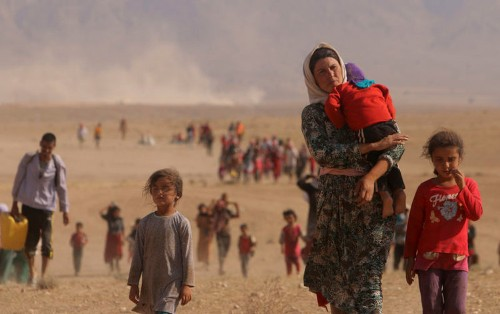 Iraq's minorities may be on the 'verge of disappearance'