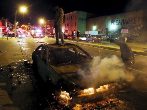 State of emergency in Baltimore — National Guard called