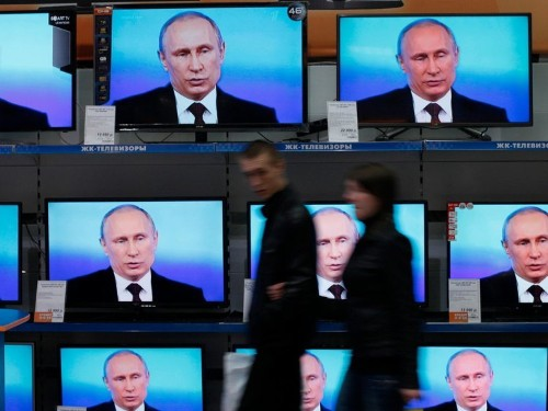 Putin is cracking down on dissent and the first victim is the US-based democracy group