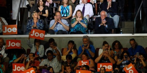 Bernie Sanders has been the Democratic frontrunner since jumping in the 2020 race. That's about to change.