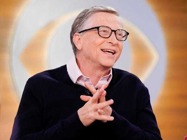 Bill Gates says he's happier at 63 than he was at 25 because he does 4 simple things - Business Insider