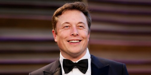 Elon Musk Is By Far The Richest Person In The Car Business