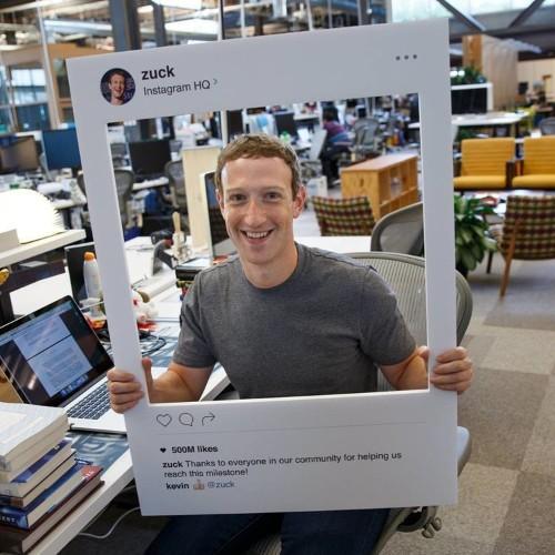 Facebook CEO Mark Zuckerberg puts tape over his laptop camera