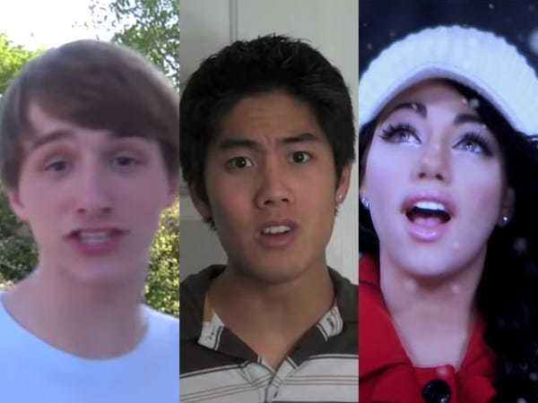 The 10 most popular YouTubers at the beginning of the decade — and where they are now - Business Insider