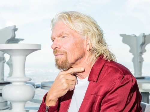 Richard Branson reveals what it was like to spend one of history's most destructive hurricanes in his wine cellar